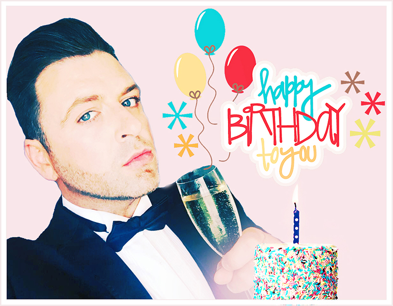 Happy 37th Birthday Markus Feehily!