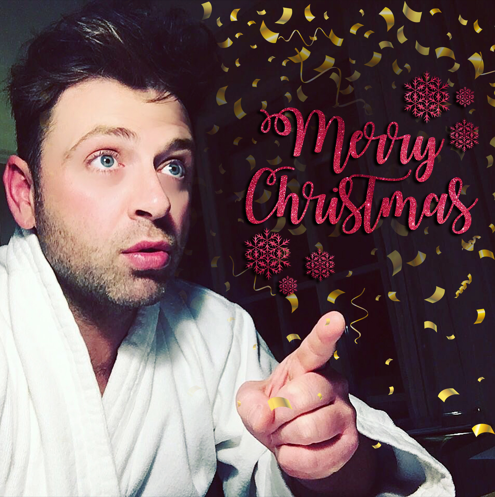 Merry Christmas - MarkusFeehily.Net
